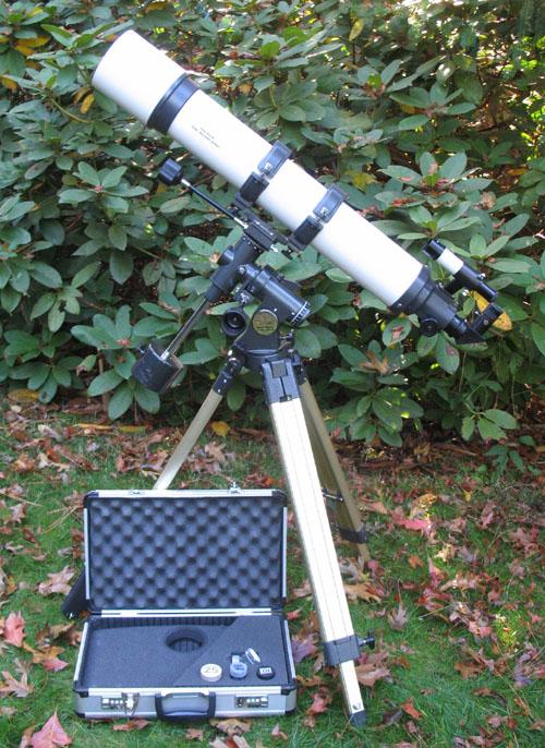 Meade 102 refractor 500px